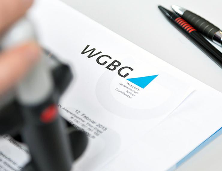 WGBG – WIRTSCHAFTSGENOSSENSCHAFT BERLINER GRUNDBESITZER